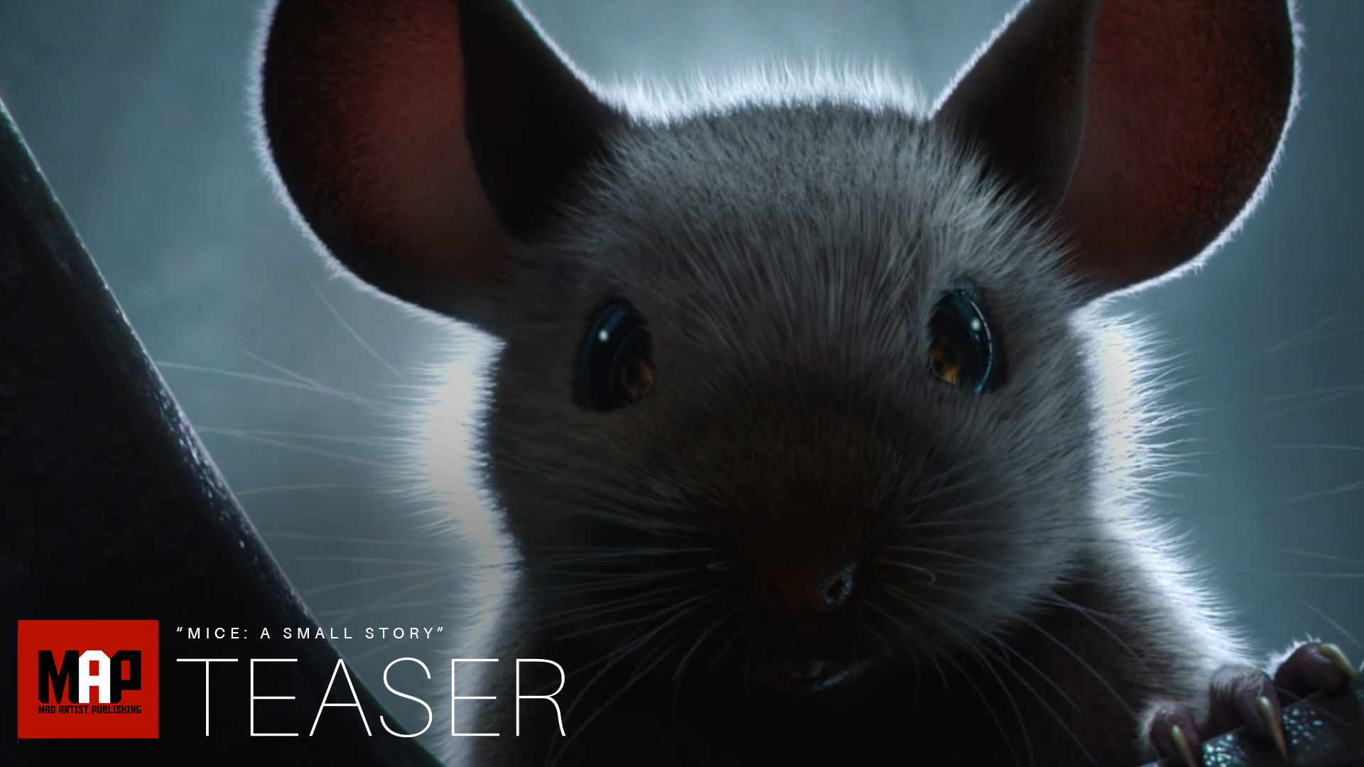 TRAILER | CGI 3d Animated Adventure Film ** MICE: A Small Story ** Animation by Objectif 3D